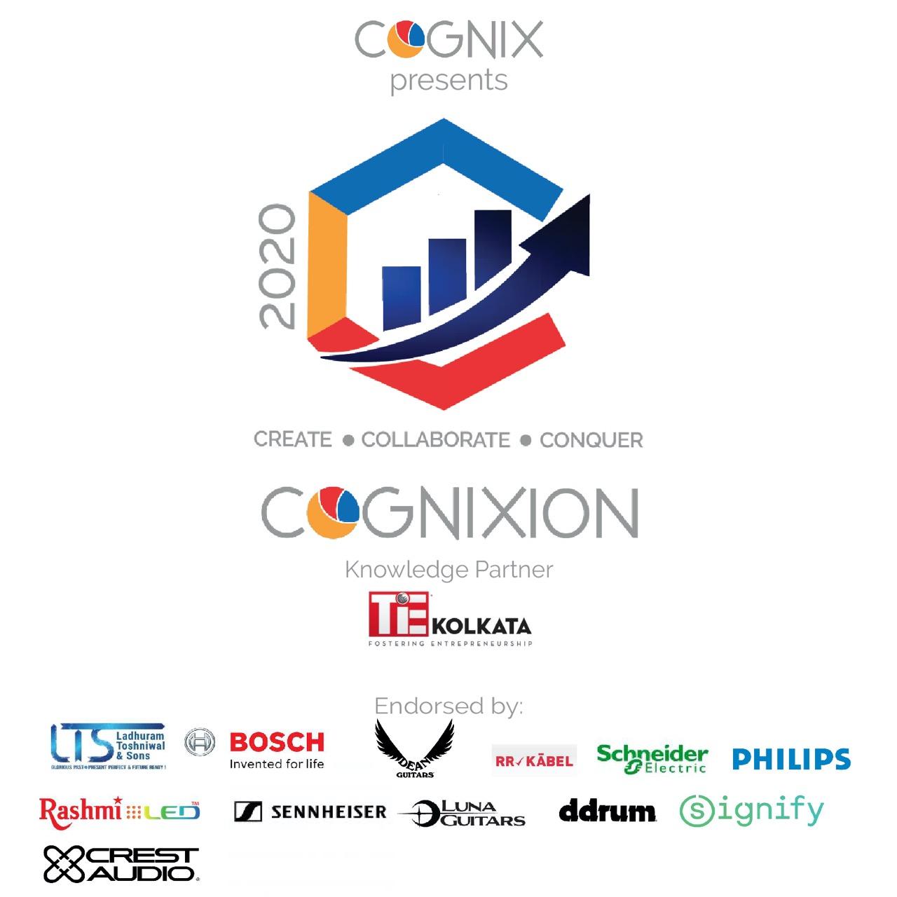 Cognixion 2020 Logo + Partners